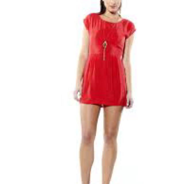 Backstage Silk Dress Size xs