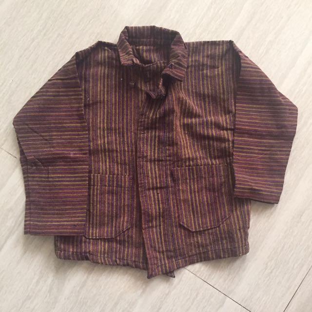 Baju Anak Jawa
