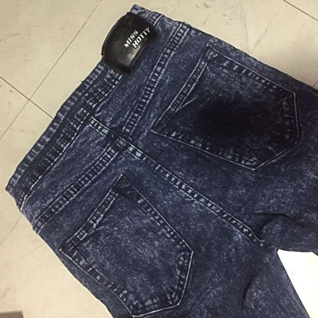 Bangkok high waist jeans