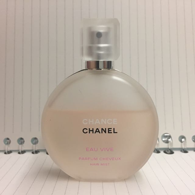 Chanel Chance Eau Vive Parfum Cheveux Hair Mist 35ml Health