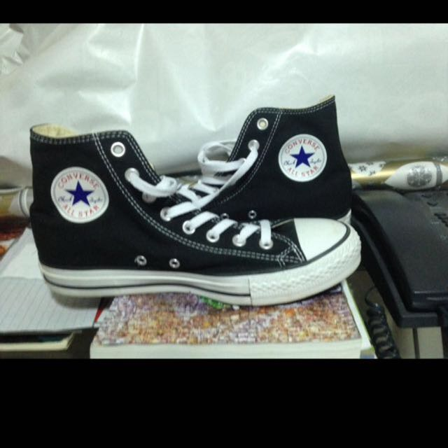 Converse All Star Chuck Taylor Hi Black/white