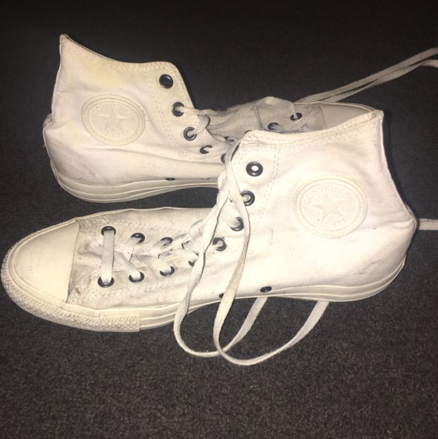 Converse All Star Chuck Taylor Hi White