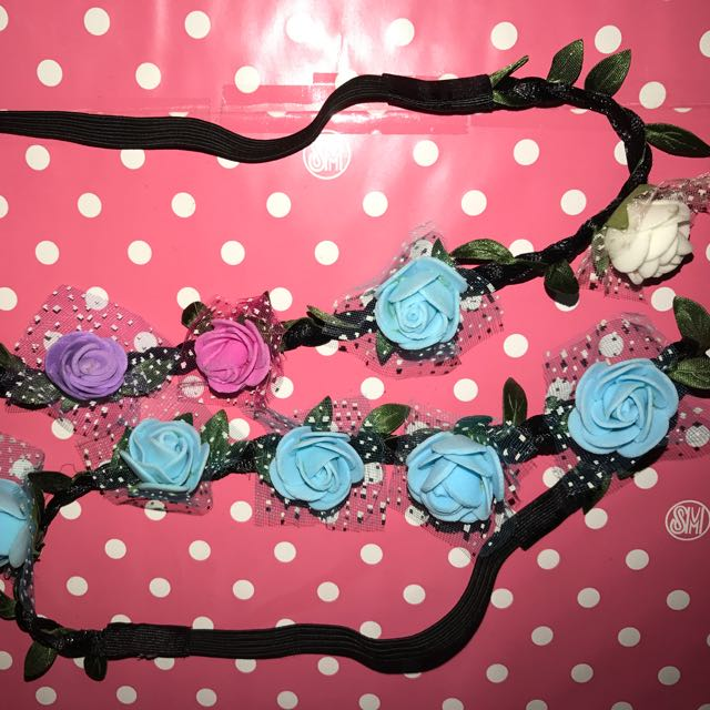 Cute Flower Headband
