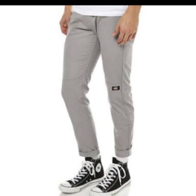 Dickies Skinny Straight Pants