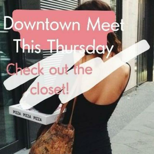 Downtown Toronto Meet Up ✨This Thursday✨