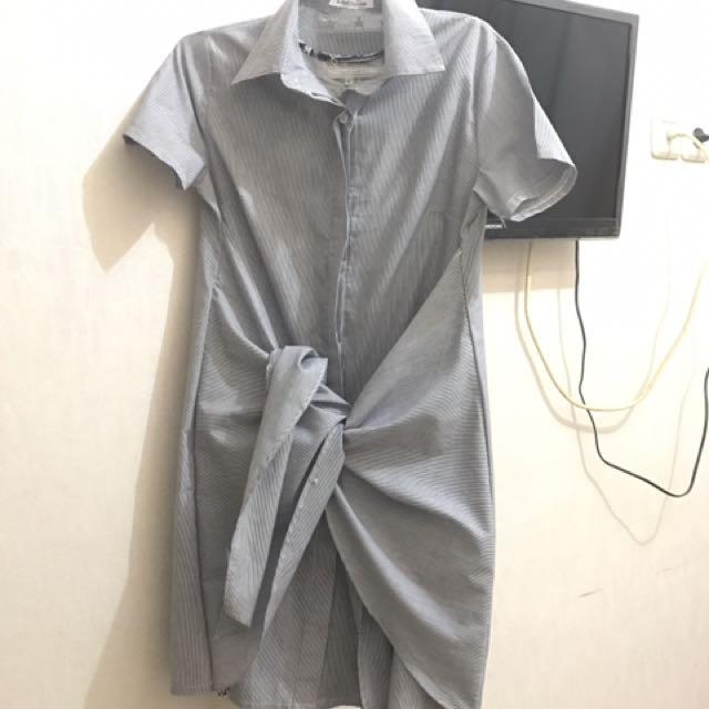 Dress Tali Grey