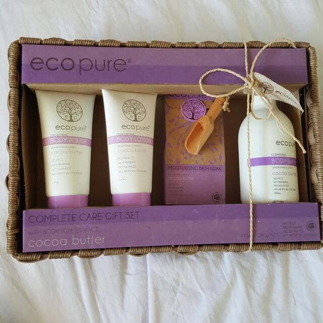 EcoPure Complete Care Gift Set