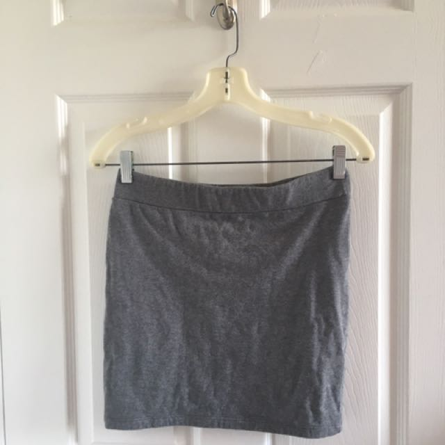 F21 Basic Mini Skirt