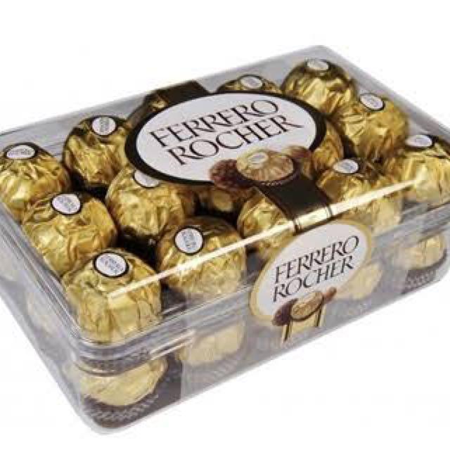 Ferrero Rocher 30Pcs