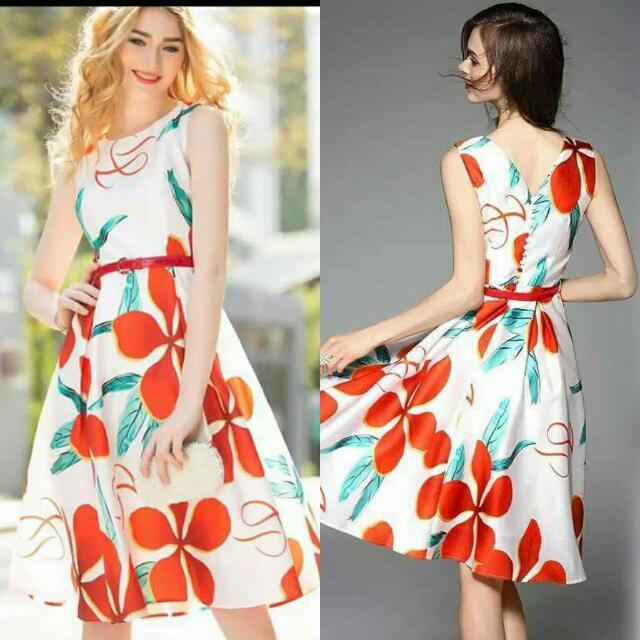 Freesize Dress