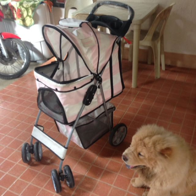 Furmom's Pet Stroller