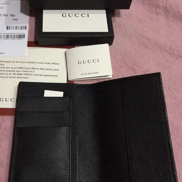 f283b4e7bf09 Gucci Passport Wallet - Best Photo Wallet Justiceforkenny.Org