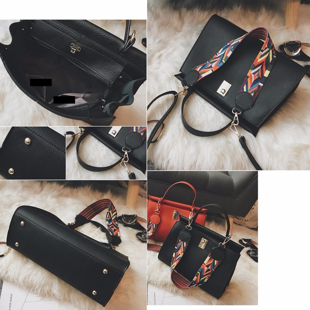 Hand Bag Wanita / Tas Impor Wanita / Tas Selempang Wanita
