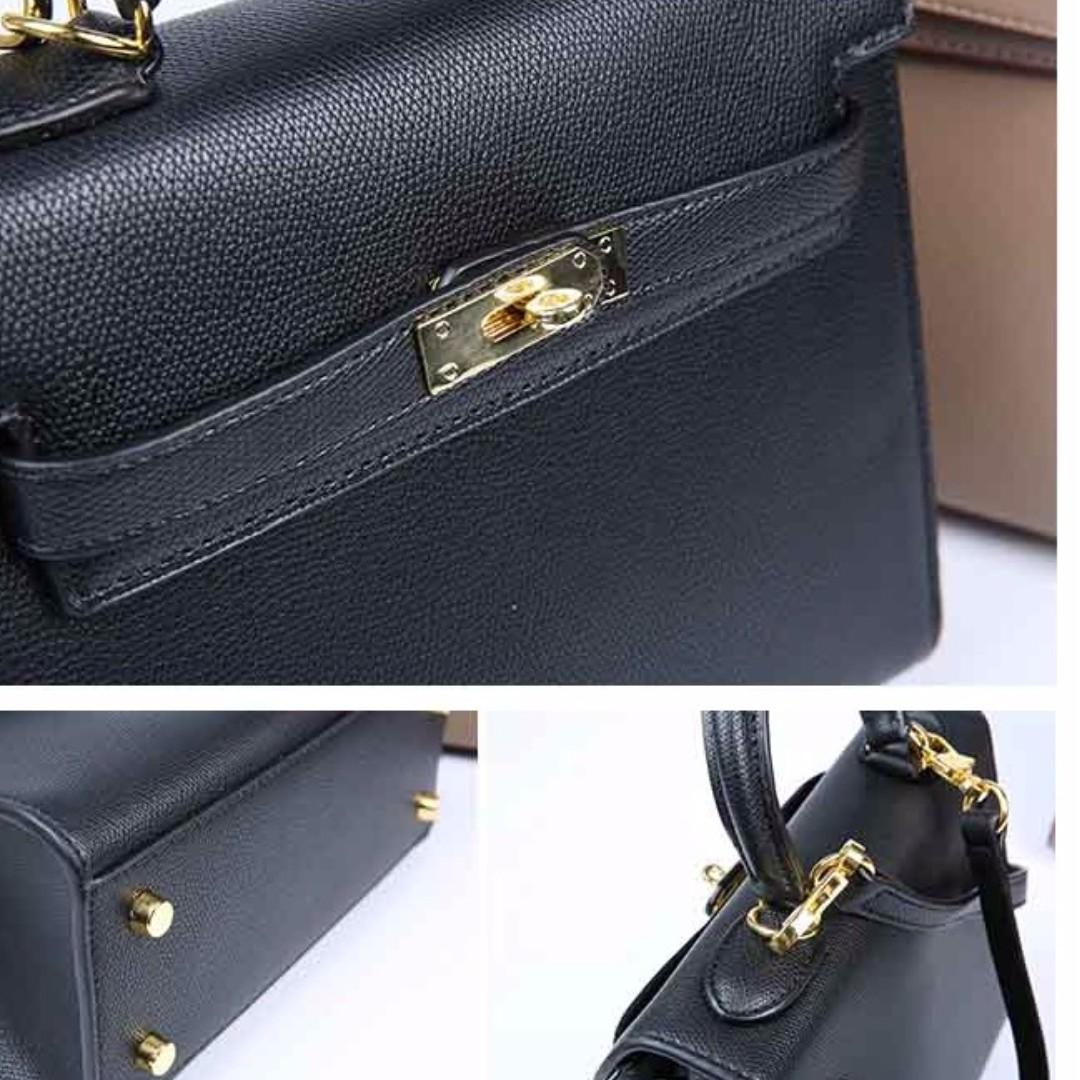Hand Bag Wanita / Tas Impor Wanita / Tas Selempang Wanita / Tas Kerja