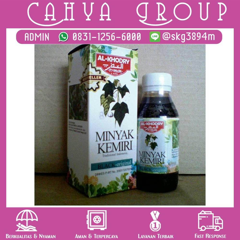 harga supplier!! minyak kemiri premium al khodry, kesehatan Warna Minyak Kemiri Al Khodry
