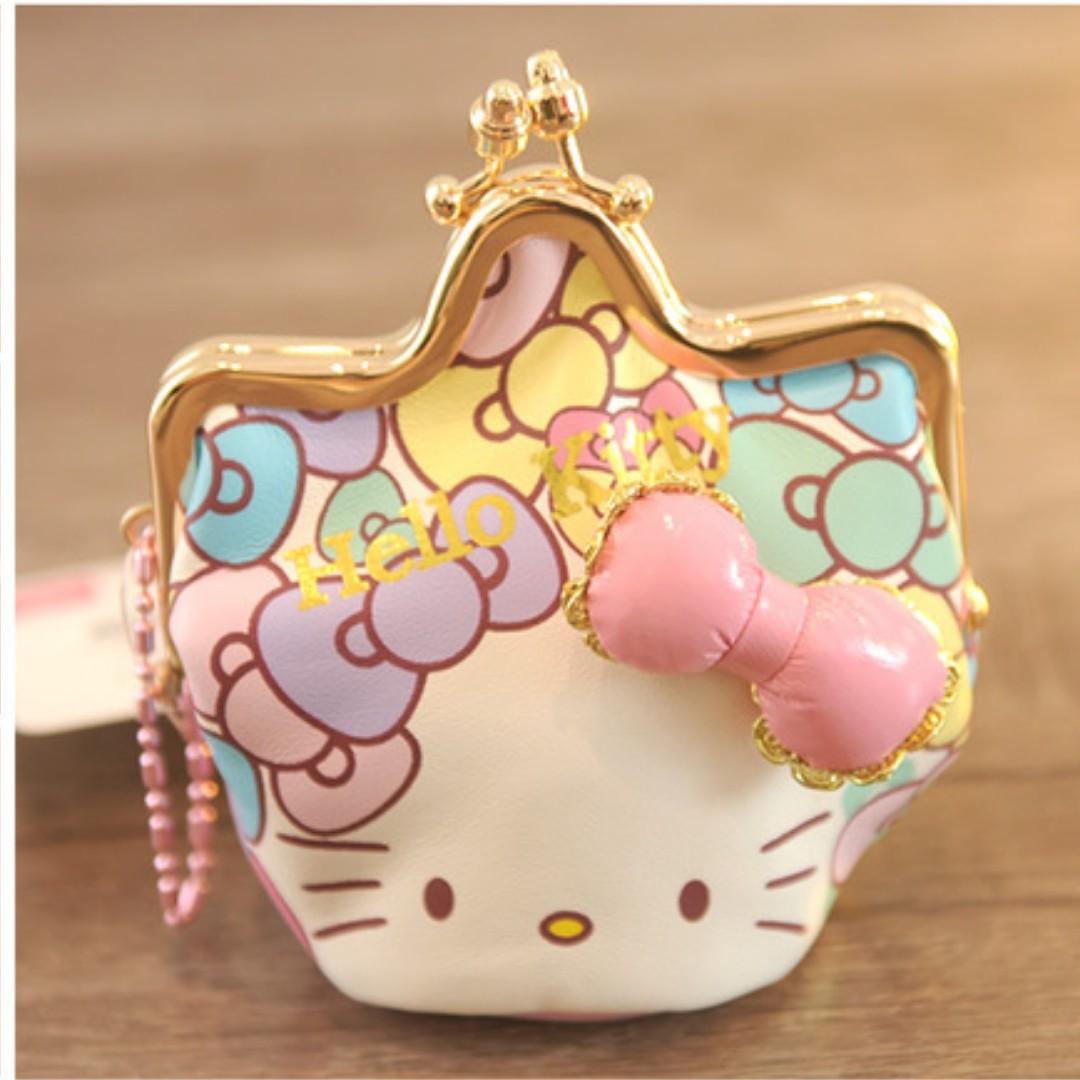 Hello Kitty  零錢包 人造皮革