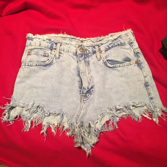 High Waist Shorts Size 10