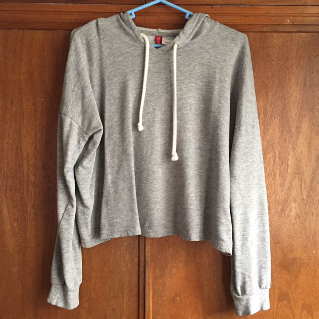 H&M Pull Over With Hood
