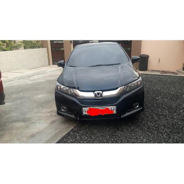 Honda City VX Navi At