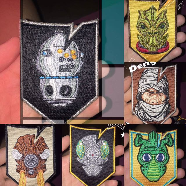 ITS Star Wars Bounty Hunter Morale Patch