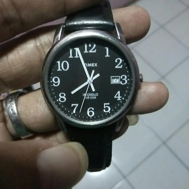 jam tangan timex indiglo original