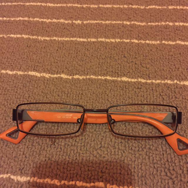 Kacamata Emporio Armani Ori