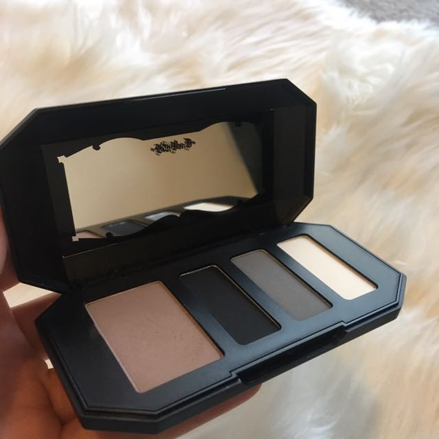 Kat Von D Shade +Light Eye Contour Quad