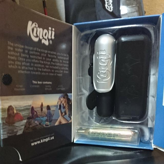 Kingii Floatation Device