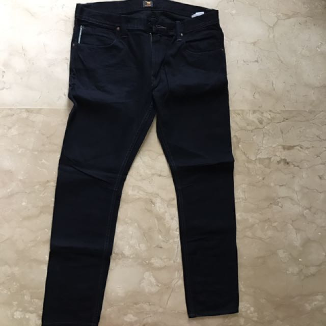 Lee 101 Jeans Selvedge Size 36