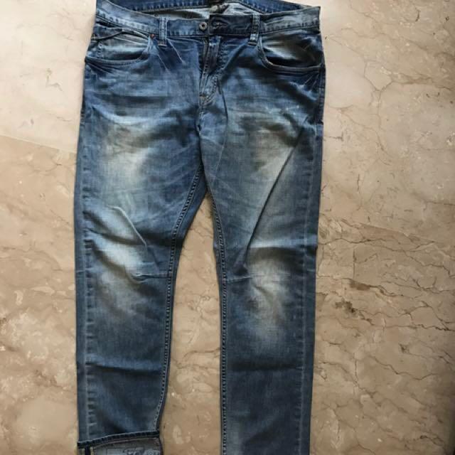 Lee 101 Jeans Size 36