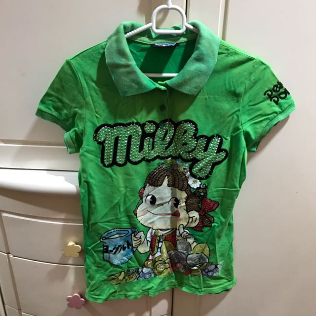 LIKE NEW Tshirt Kragh Milky