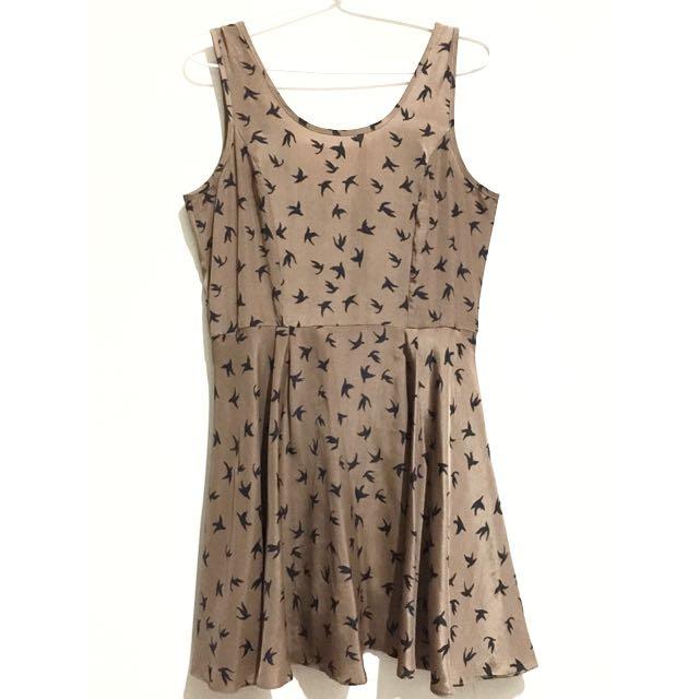 ClothInc Little Birdy Dress