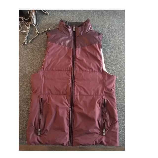 Lululemon  Reversible Vest Size 4-6