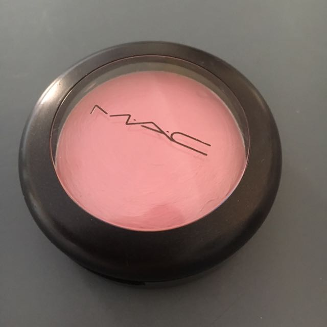 MAC Lazy Sunday Lip And Cheek Casual Colour
