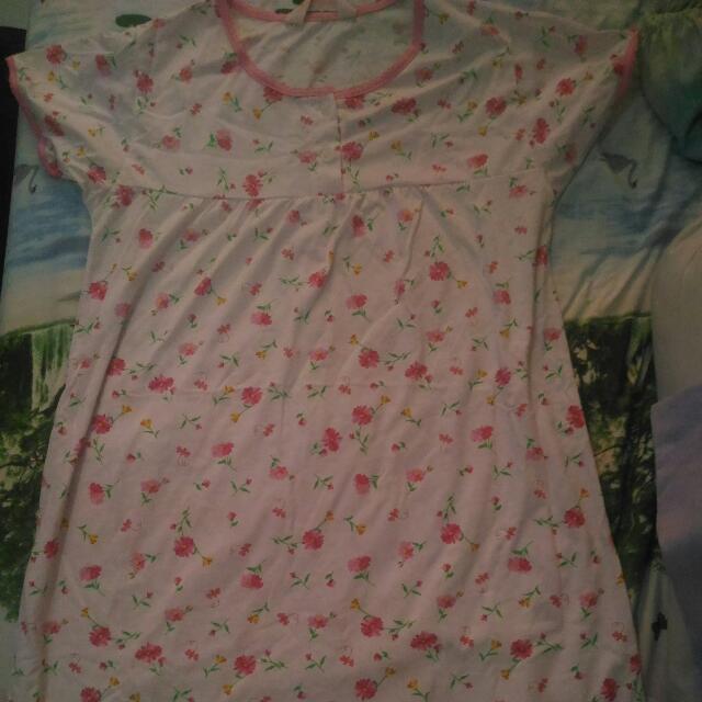 Maternity Knee Length Dress