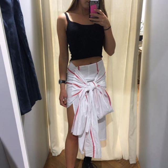 Maurie & Eve Wrap Skirt