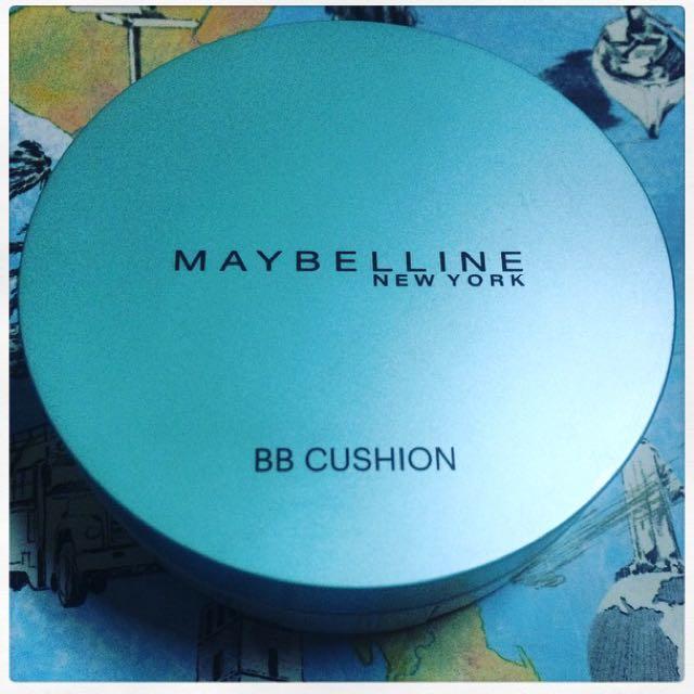 Maybelline New York Super BB Cushion Fresh Matte