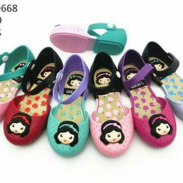 Mini Mellisa Jelly Shoes