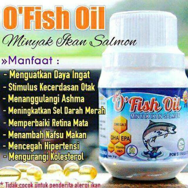 Minyak Ikan /O'Fish OIL