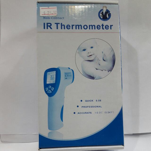 New Non-contact IR Thermometer  Selling At $29.90