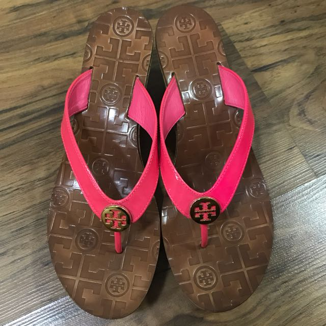 Original tory burch Slip On Wedge