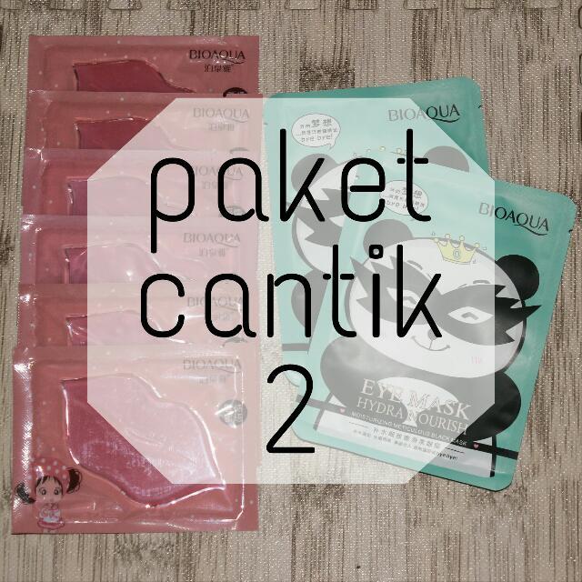 Paket Cantik 2
