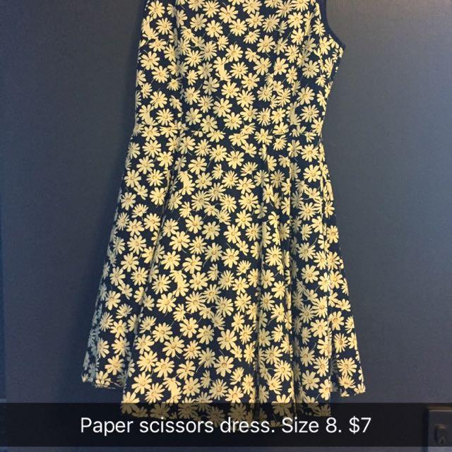 PaperScissors Dress