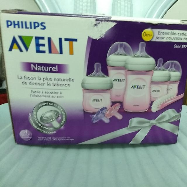 Philips Avent Natural Feeding Bottles