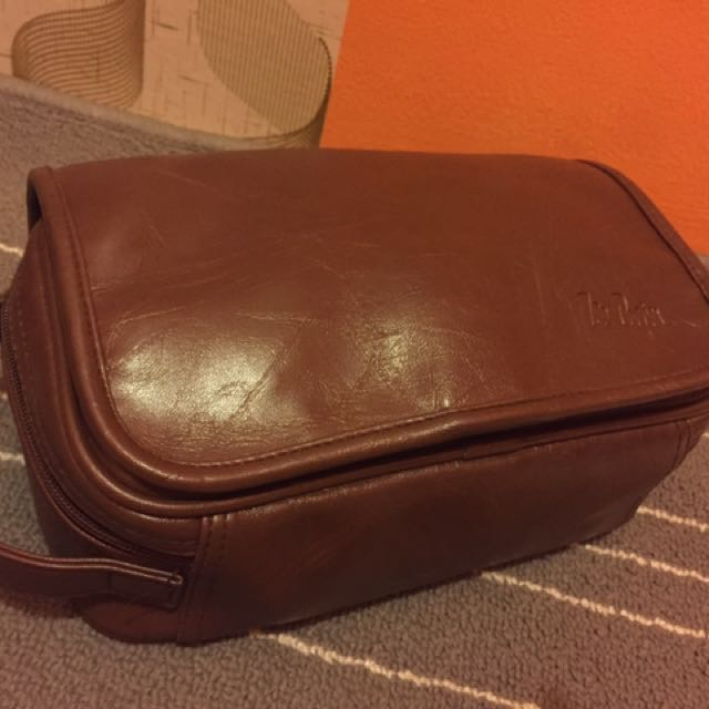 Pouch Travel Bag Lee Cooper