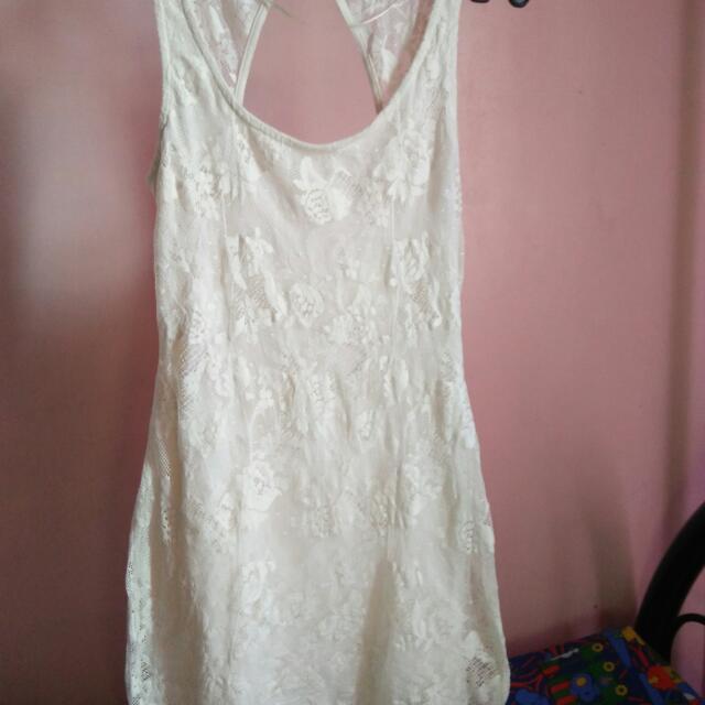 preloved pull& bear dress
