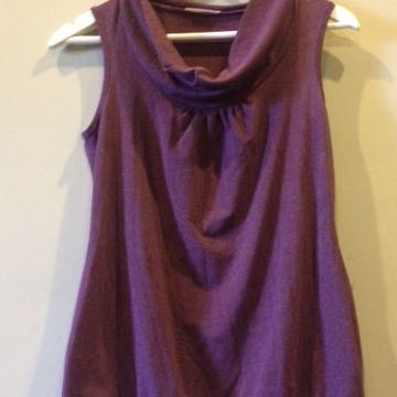 Promod Cowl Neck Top