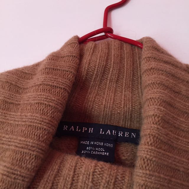 *Price Reduced* Ralph Lauren Turtleneck