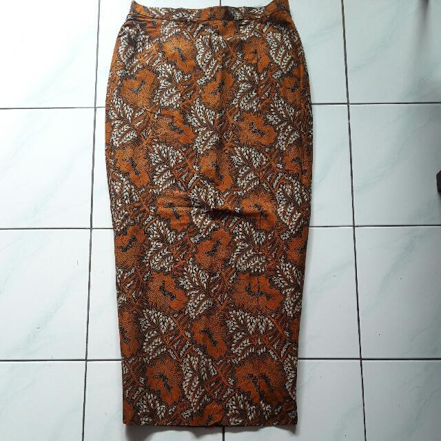 Rok Batik Preloved