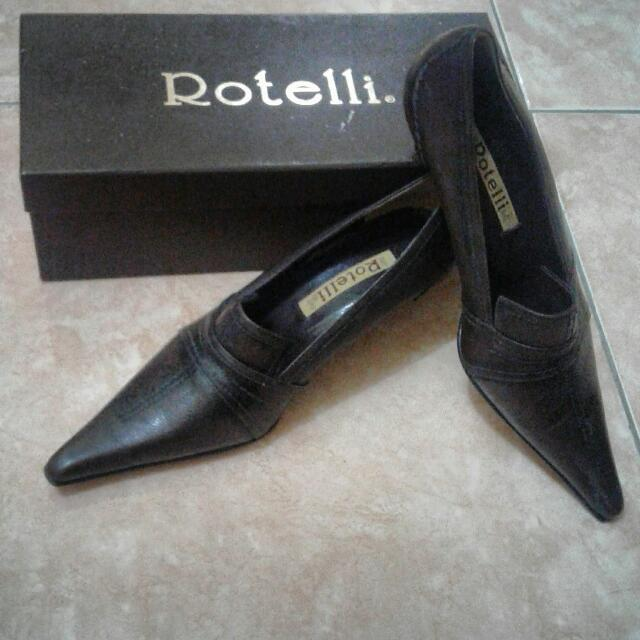 ROTELLI CLASSIC SHOES - ORI FROM ITALY
